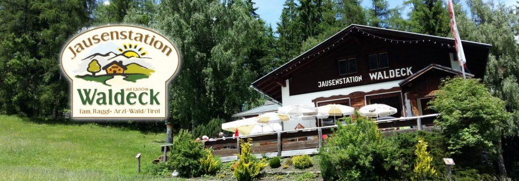 Jausenstation Waldeck